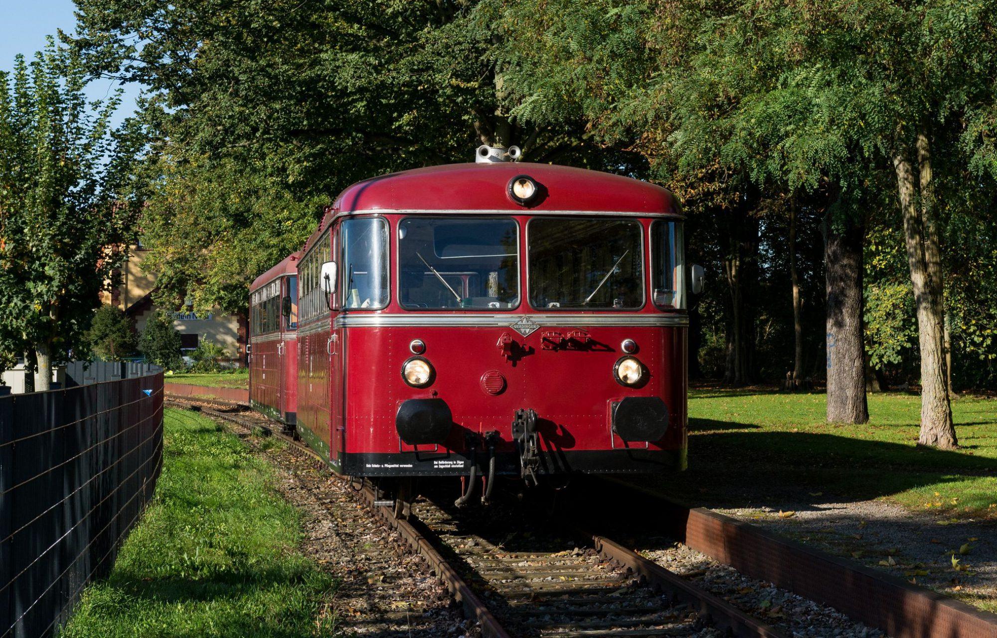 Förderverein Eisenbahn Rinteln - Stadthagen e. V.